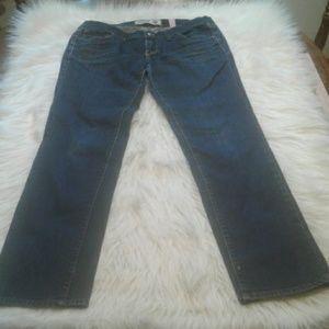 size 10  Victoria's secret jeans $25.00 # 1167